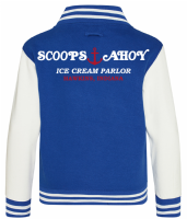 SCOOPS AHOY VARSITY - INSPIRED BY STRANGER THINGS